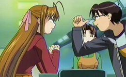 Love Hina – Episode 21