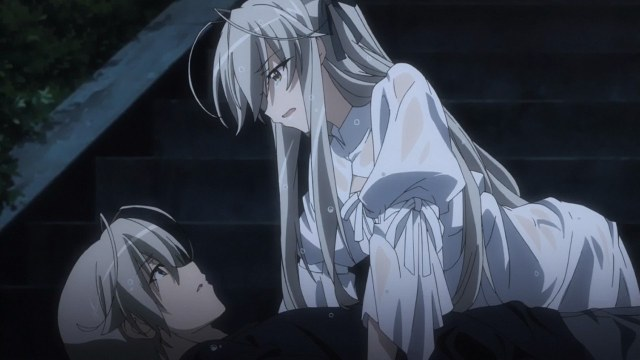 Yosuga no Sora – Episode 12