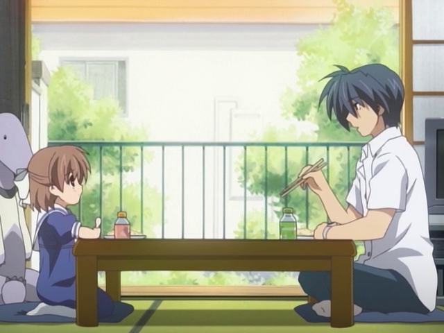 Clannad After Story Ep 17