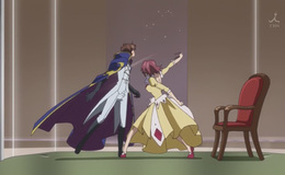Code Geass R2 – Episode 16