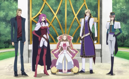 Code Geass R2 – Episode 22