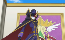 Code Geass R2 – Episode 25