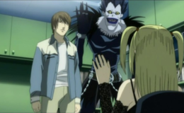 Death Note – Episode 14