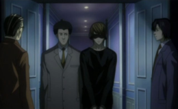 Death Note – Episode 16