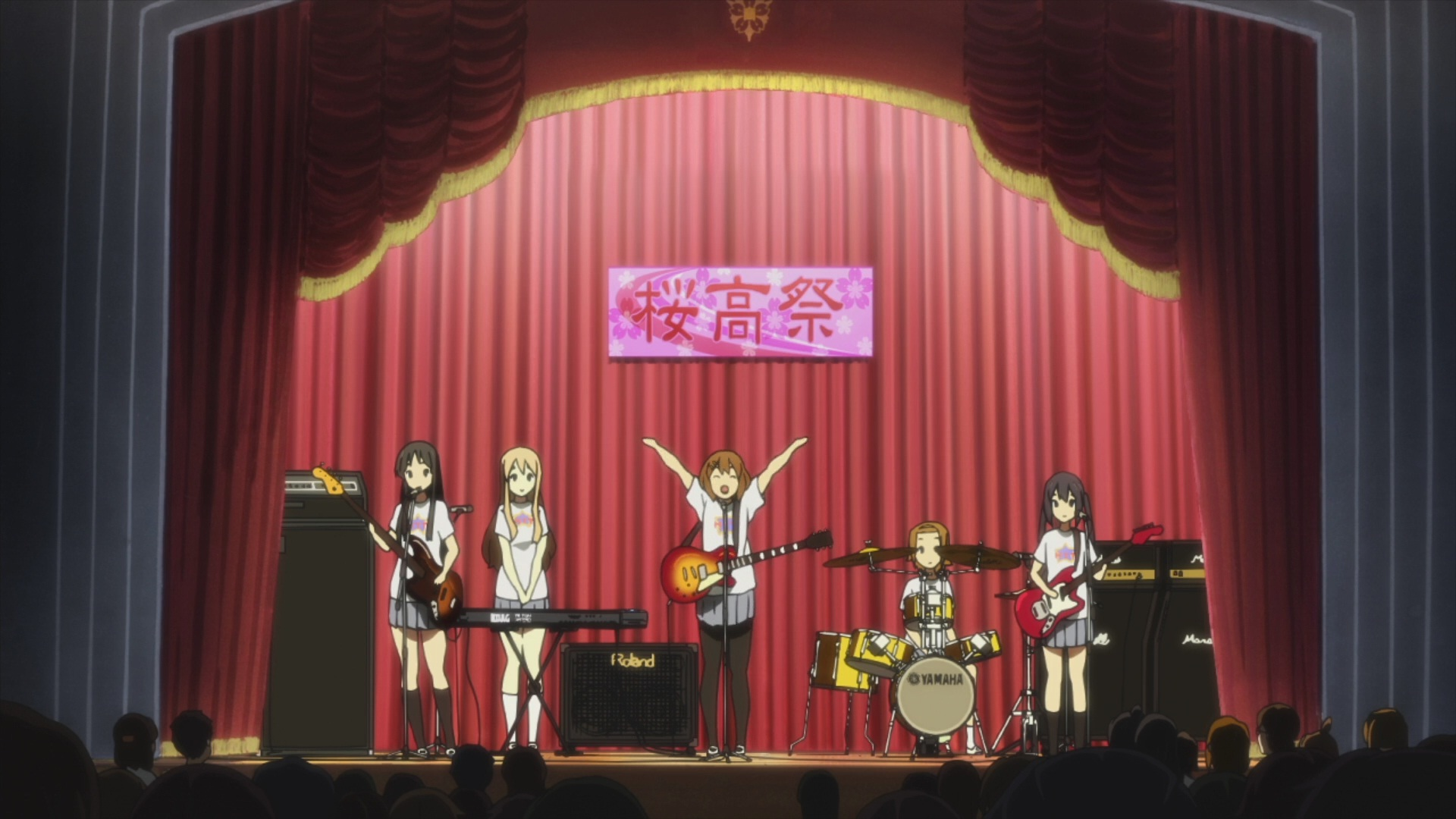 K-On!! – Episode 20