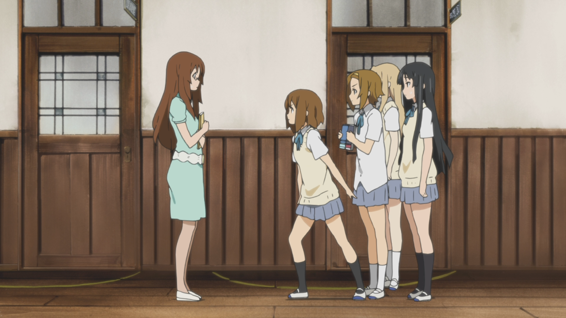 K-On! – Episode 5