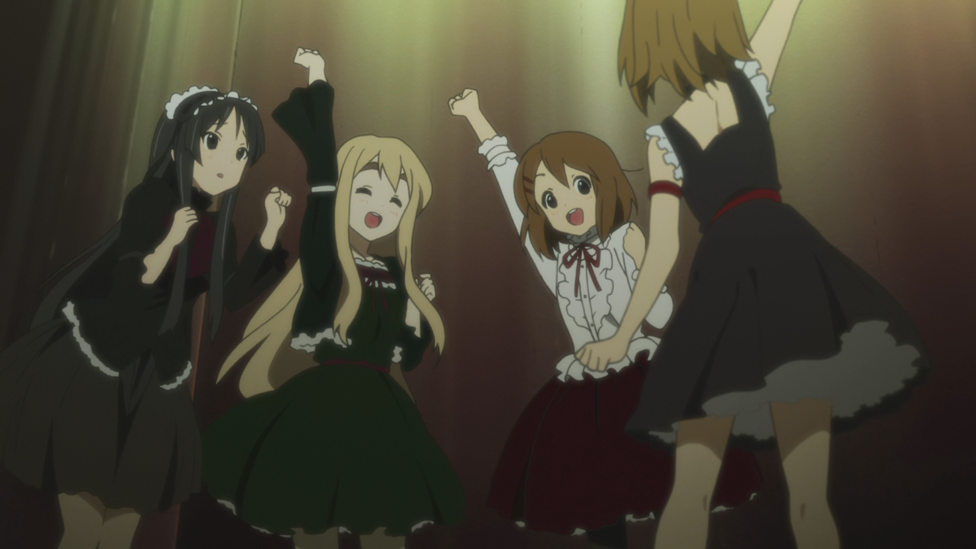 K-On! – Episode 6