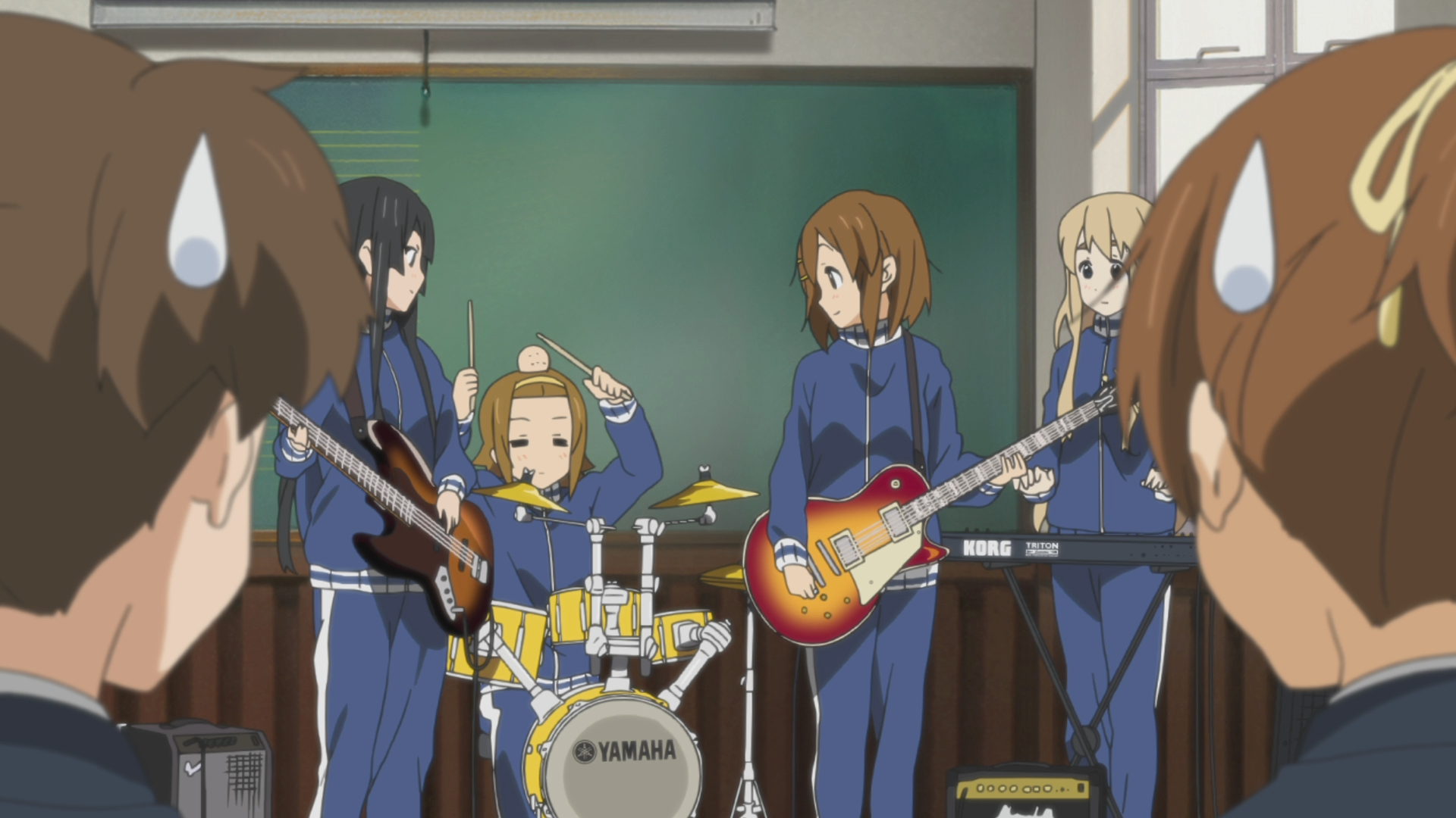 K-On! – Episode 8