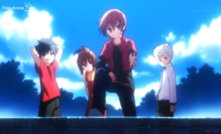 Little Busters! – Episode 1