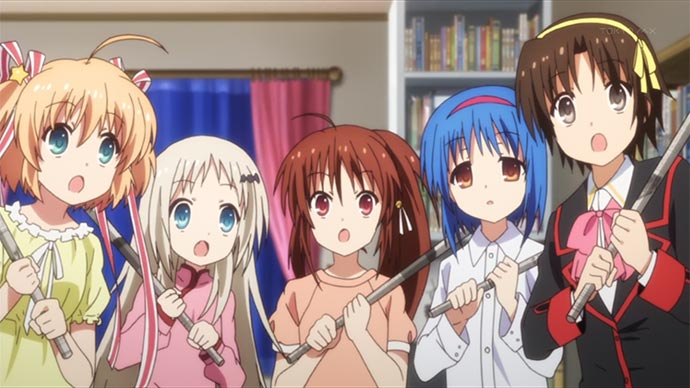 Little Busters! – Episode 15