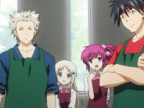 Little Busters! – Episode 9