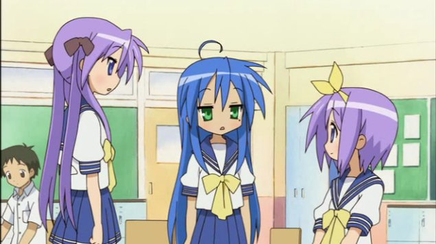 Lucky Star – Episode 4