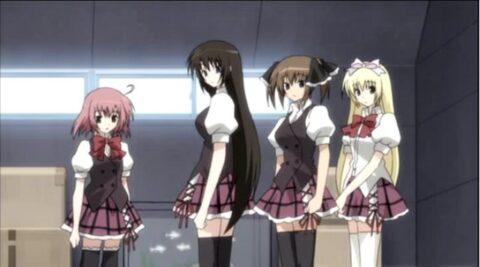 Seitokai no Ichizon – Episode 8