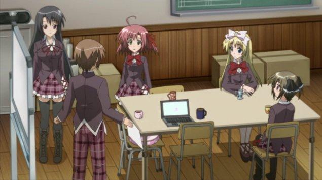 Seitokai no Ichizon Lv.2 – Episode 9