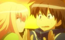 Zero no Tsukaima: Futatsuki no Kishi – Episode 4