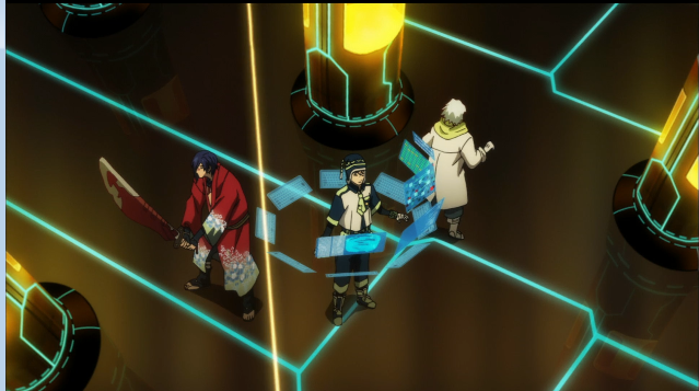 Dramatical Murder – Episode 12