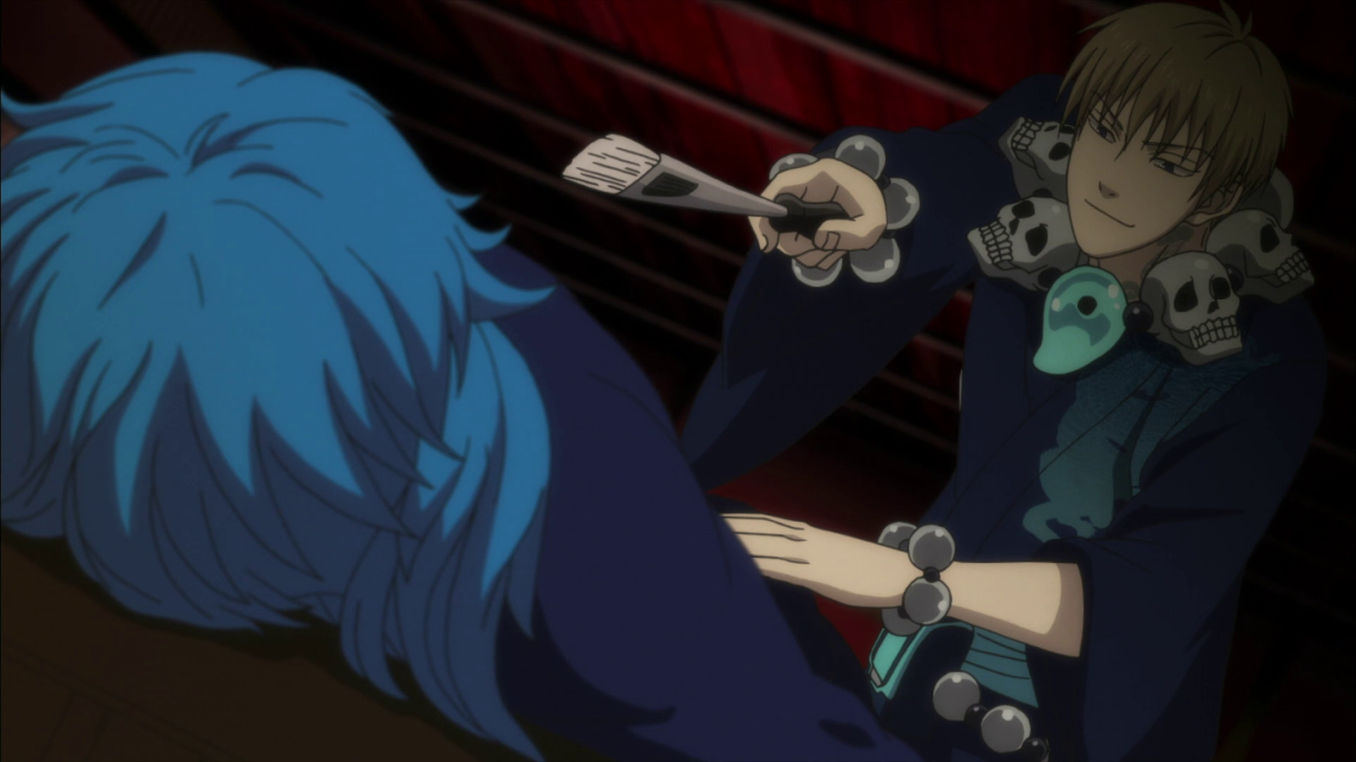 Dramatical Murder – Episode 7