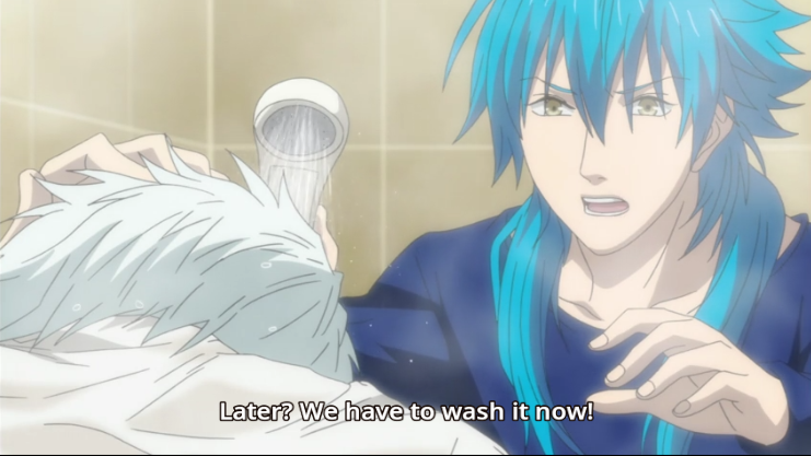 Dramatical Murder – Episode 9