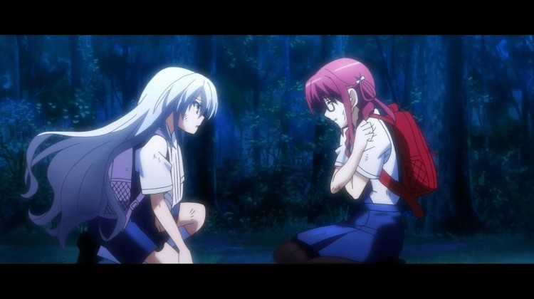 Grisaia no Kajitsu – Episode 12