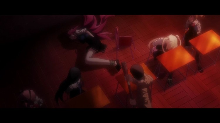 Grisaia no Kajitsu – Episode 13