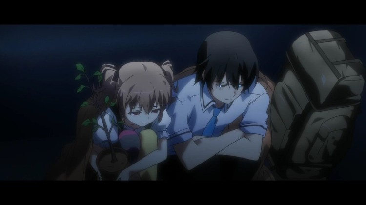 Grisaia no Kajitsu – Episode 9
