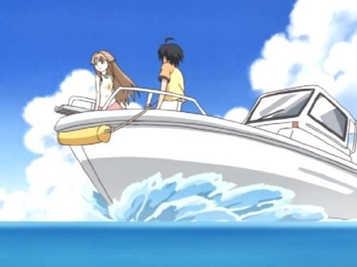 Seto no Hanayome – Episode 3