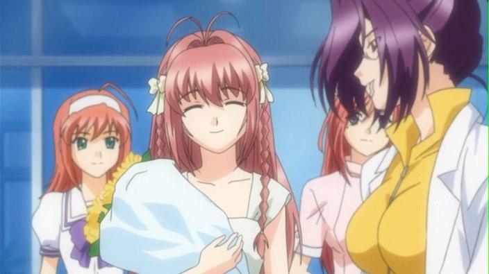 Kimi ga Nozomu Eien OVA – Episode 1